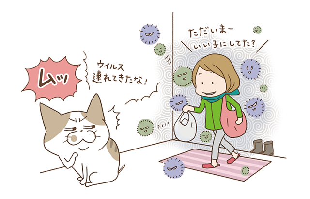 子猫 予防 接種