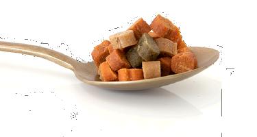 食べやすい超小粒 美味しさの秘密4
