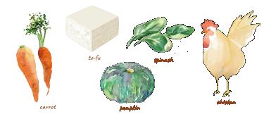 風味豊かなグルメ粒 美味しさの秘密2