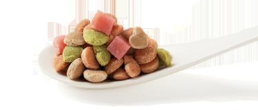 食べやすい超小粒 美味しさの秘密5